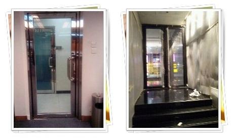 Steel Glass Doors Door Fire Rated Glass Door